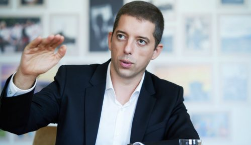 Đurić: Iskreno sam srećan zbog infrastrukturnog povezivanja Beograda i Prištine 11