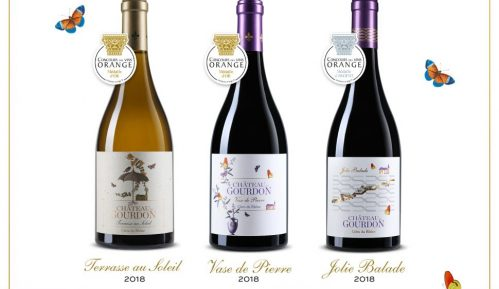 Noveprestižnenagrade za vinaChâteau de Gourdon 1