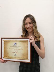 Novinarka Danasa Olgica Nikolić dobitnica nagrade za doprinos sportskom novinarstvu 3