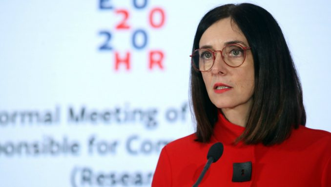 Ministarka: Hrvatska obustavlja zapošljavanje u prosveti diplomaca iz RS 1