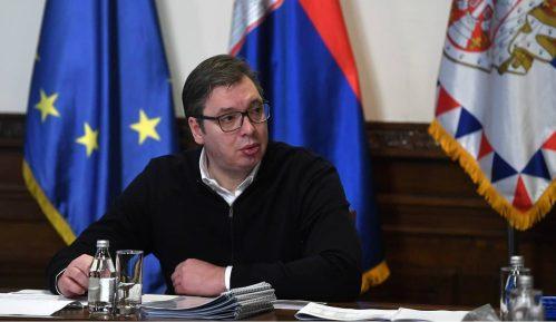 Vučić: Želim da Beograd kupi naoružanje i od SAD, Izraela i Britanije 6