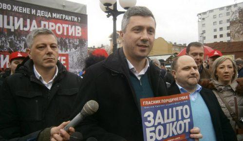 Obradović: Dveri će sutra u Skupštini Srbije saopštiti da li bojkotuju izbore 12