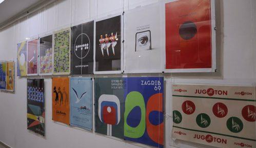 Izložba plakata u Gradskoj galeriji savremene umetnosti u Požarevcu do 14. februara 4