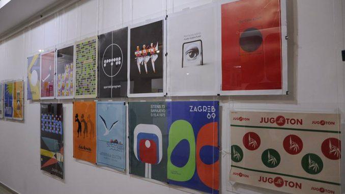 Izložba plakata u Gradskoj galeriji savremene umetnosti u Požarevcu do 14. februara 5