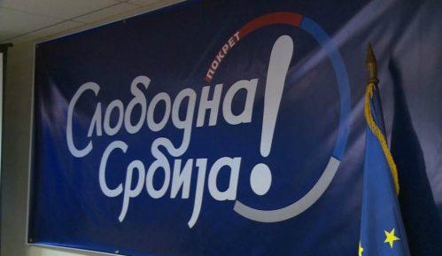 Pokret Slobodna Srbija traži raspuštanje Kriznog štaba i ostavku Vlade 14
