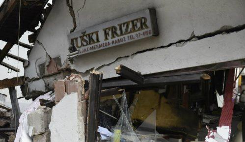 Identifikovan bagerista posle rušenja berbernice u Novom Pazaru 3