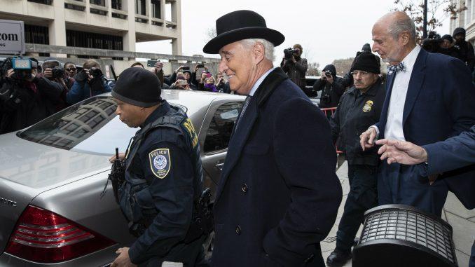 Kazna od 40 meseci zatvora za Rodžera Stona, saveznika predsednika SAD 2