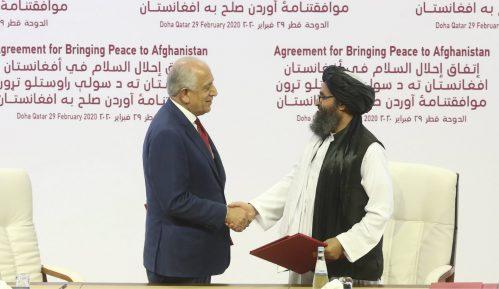 SAD i Talibani potpisali sporazum za okončanje rata u Avganistanu 4