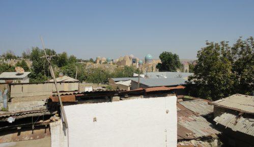Samarkand (1): Timuridska renesansa 53