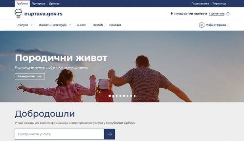 Novi Portal eUprava dostupan građanima 3