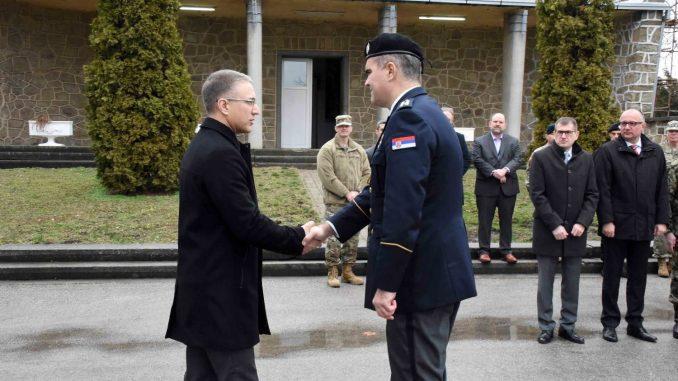Stefanović: Srbija će nastaviti sa ulaganjem u opremanje specijalnih jedinica policije i vojske 2