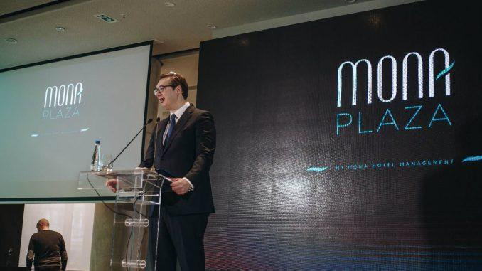 Vučić: Pravi trenutak za prodaju Komercijalne banke 4