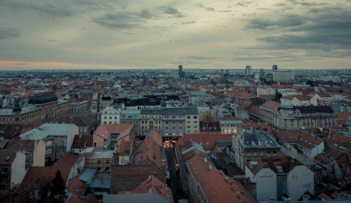 Zagreb: Zgrada železničke stanice zatvorena zbog oštećenja u zemljotresu 3