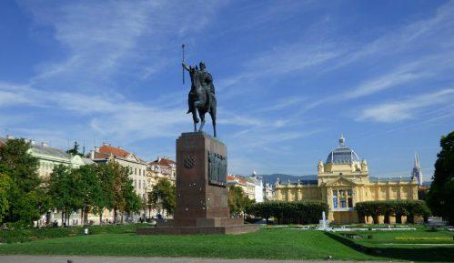 Hrvatske NVO pred Ambasadom Srbije izrazile solidarnost s nenasilnim protestima 10