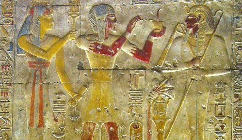 Egipat: Abidos - Ozirisov dom 2