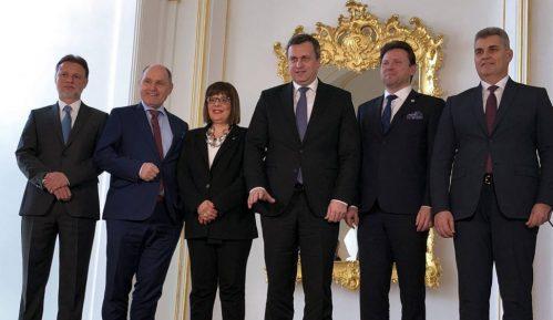 Gojković: Srbija ceni podršku Slovačke, Austrije, Češke i Hrvatske za EU integracije 13