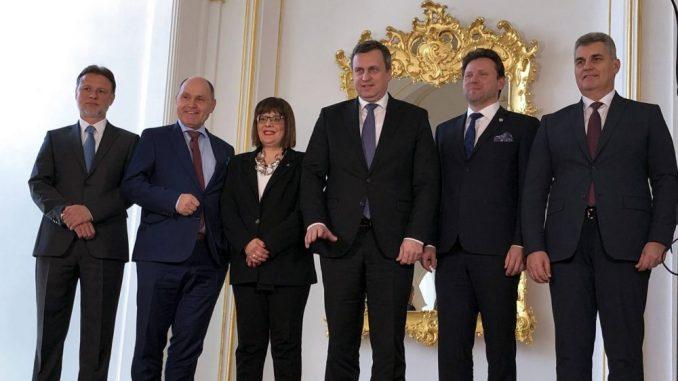 Gojković: Srbija ceni podršku Slovačke, Austrije, Češke i Hrvatske za EU integracije 2