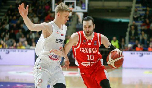 Košarkaši Srbije izgubili od Gruzije u kvalifikacijama za EP 73