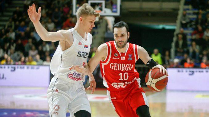 Košarkaši Srbije izgubili od Gruzije u kvalifikacijama za EP 1