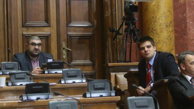 Aleksandar Šešelj pozvao guvernerku da ne dozvoli prodaju Komercijalne banke 4