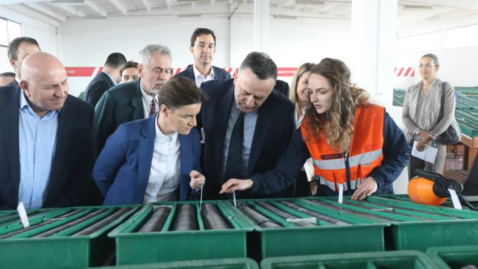 """Vlada Srbije i """"Rio Tinto"""" planiraju da traže partnera za proizvodnju baterija ili e-automobila 1"""