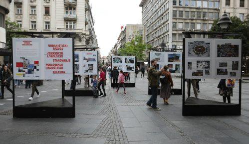 Jubilarna 15. Beogradska internacionalna nedelja arhitekture od 7. do 28. maja 64