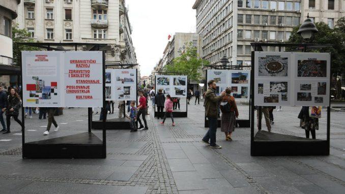 Jubilarna 15. Beogradska internacionalna nedelja arhitekture od 7. do 28. maja 2