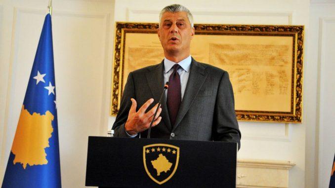 Tači: Kosovu je potrebno jedinstvo 4