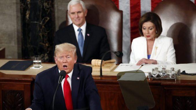 Tramp: Stanje nacije nikad nije bilo bolje 2