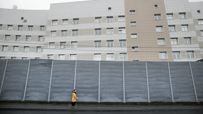 Sud odredio prisilnu hospitalizaciju Ruskinje koja je pobegla iz izolacije 2
