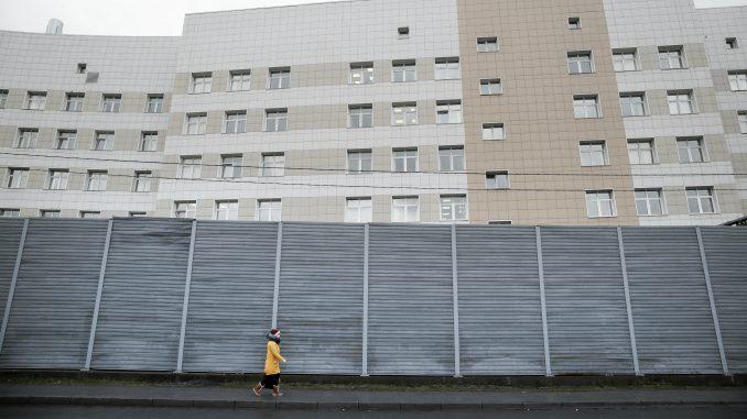 Sud odredio prisilnu hospitalizaciju Ruskinje koja je pobegla iz izolacije 1