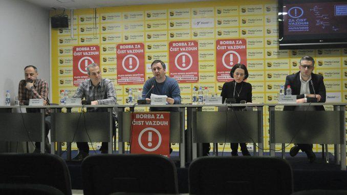 Zajednička borba za čist vazduh 5. februara u više od 20 gradova Srbije 4