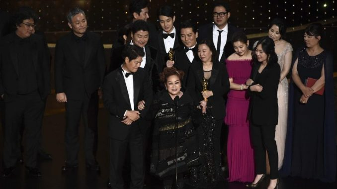 Južna Koreja: Ovacije za oskarovca 3