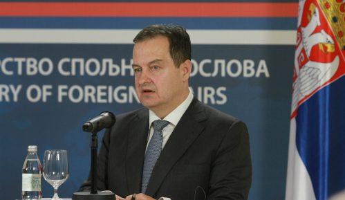 Dačić: Srbija će nastaviti aktivnosti na povlačenju priznanja nezavisnosti Kosova 1