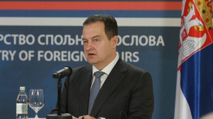Dačić u zvaničnoj poseti Kini od 26. do 28. februara 2