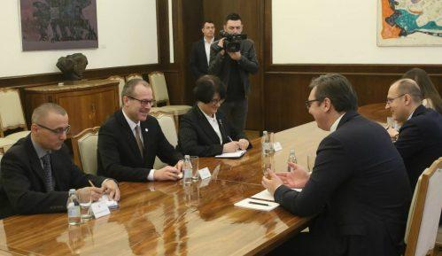Direktor SZO za Evropu sa Vučićem: Od virusa opasnije širenje panike 7