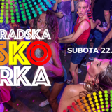 Beogradska Disko Žurka - Belgrade Disco Fever u Dorćol platzu 4