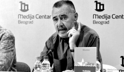 Preminuo novinar Dragoljub Žarković 1