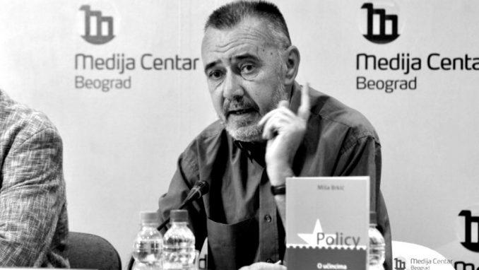 Preminuo novinar Dragoljub Žarković 3