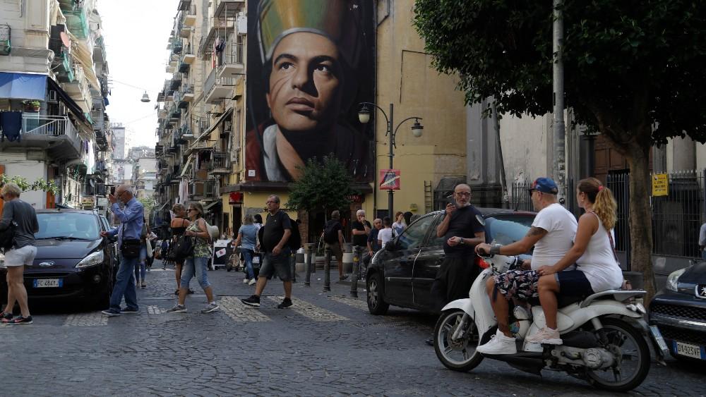 Za navijače Napolija tim je religija, a Maradona je bog (FOTO) 8