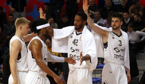 Košarkaši Partizana u polufinalu Kupa 1