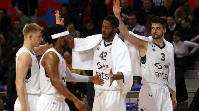 Košarkaši Partizana u polufinalu Kupa 3