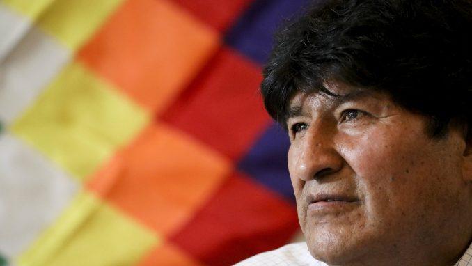 Sud u Boliviji zabranio Moralesu da se kandiduje na izborima za Senat 1