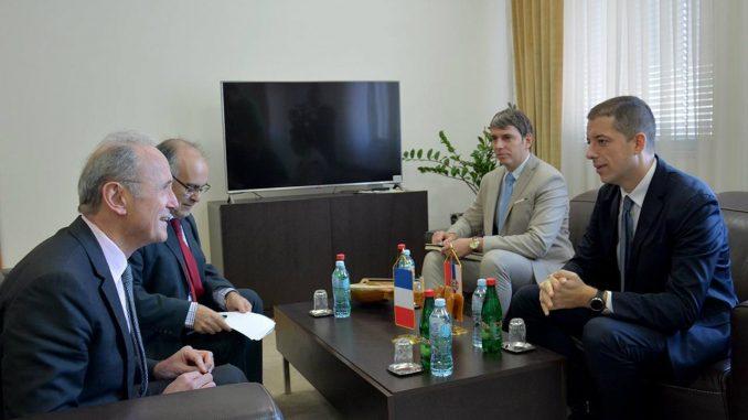 Đurić i Falkoni o nastavku dijaloga sa Kosovom 2