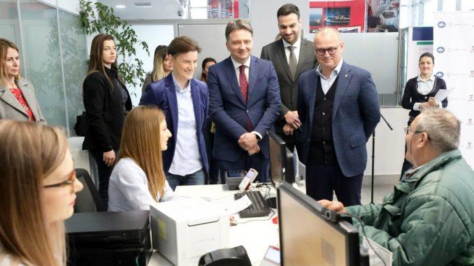 Brnabić i Vesić o novom načinu plaćanja javnog prevoza i o dokumentarcu o Vučiću 1