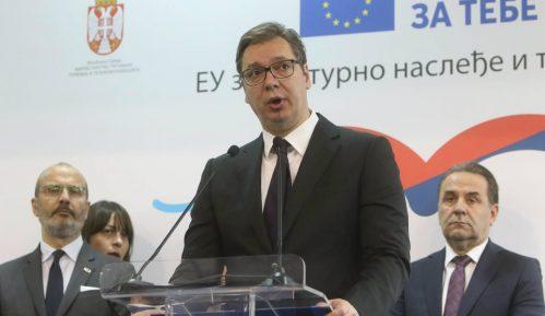Vučić: EU u razvoj istočne Srbije ulaže 16,5 miliona evra 41