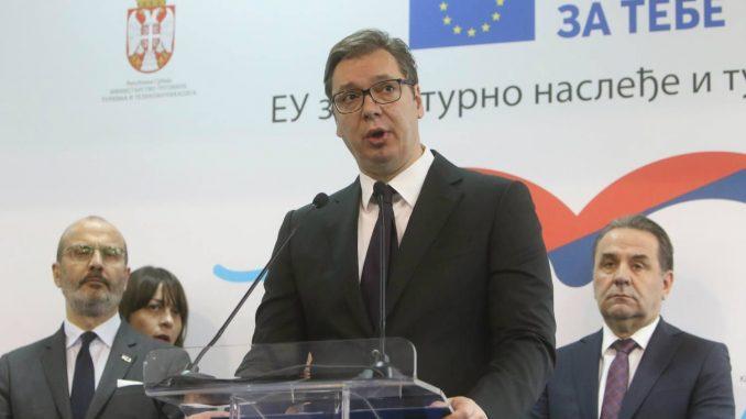 Vučić: EU u razvoj istočne Srbije ulaže 16,5 miliona evra 2