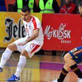 Futsaleri Srbije poraženi od Španije 13