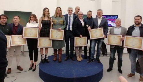 Novinarka Danasa Olgica Nikolić dobitnica nagrade za doprinos sportskom novinarstvu 5