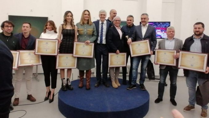 Novinarka Danasa Olgica Nikolić dobitnica nagrade za doprinos sportskom novinarstvu 1